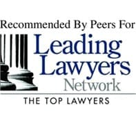 Recommended By Peers For Leading Lawyers Network The Top Lawyers